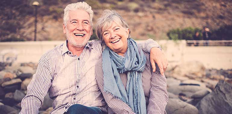 Un vieux couple qui a su durer !