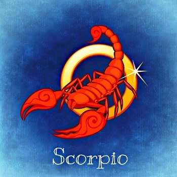Le signe du Scorpion : Scorpion : du 23 octobre au 22 novembre