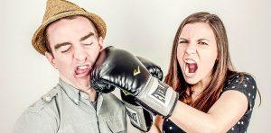 Manque de communication dans le couple : attention à la bagarre !